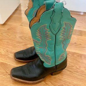 Justin Boots Cowboy 🤠 Boots 👢